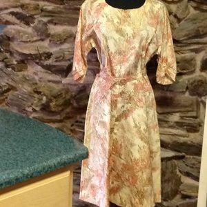 Dresses & Skirts - Scoop neck 1960's handmade dress